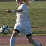 Senior Samantha Engh registered both a goal and an assist against Bethel.