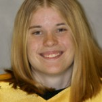 Junior Kitty Hurley has been named MIAC Women's Hockey Player of the Week.