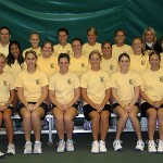 The Gustavus Adolphus women's tennis team closed out its season Wednesday with a 5-1 loss to Emory University.