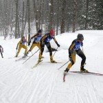 The Gustavus Adolphus Nordic Skiing team will open their season this weekend in Michigan's Upper Peninsula.