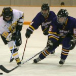 Gustavus lost its season opener against UW-Stevens Point 5-1.