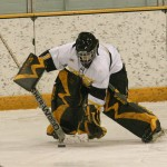 Breanna Scavo set a single-season record for goaltender wins in a season at 20.
