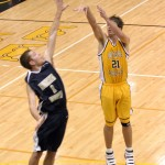 Jesse Van Sickle led Gustavus with 22 points.