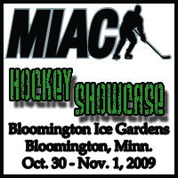 2009 MIAC Hockey Showcase