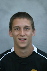 Bret Vander Streek scored the game-winner in overtime for Gustavus.