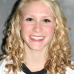Lindsey Hjelm registered assists on the Gusties' final three goals.