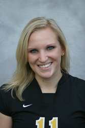 Nicki Ainsworth 2009 MIAC All Conference