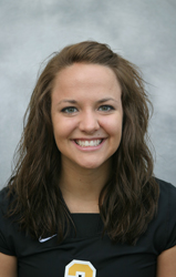 Senior Captain Tara Kramer All-MIAC Sportsmanship Team