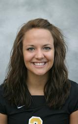 Senior Captain Tara Kramer All-MIAC Sportsmanship Team