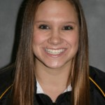 Carrie Gundersen Named MIAC Women's Swimmer of the Week