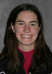 Erica Hett finished 21st overall in Sunday's 10k classic