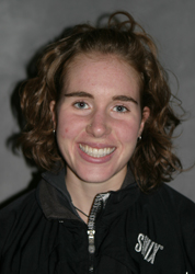 Erin Eppler will lead the Gustavus women's nordic skiing team as the only senior on the roster