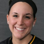 Dani Cattrysse drove in the winning run in the top of the ninth inning in game one.