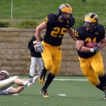 Senior linebacker will look to build on his MIAC Player of the Week performance on Saturday against St. Olaf