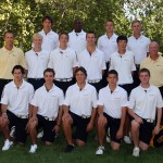 The 2010 Gustavus Men's Golf Team