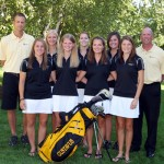 The 2010 Gustavus Women's Golf Team