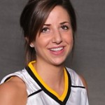 Molly Geske scored 21 points Gustavus's season opening loss to Wartburg on Monday night.