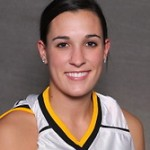 Ava Perry led the Gusties in scoring with 16 points.