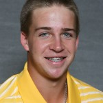 Tyler McMorrow shot the lowest round two score for the Gusties at the Gordin Classic and has a two-day total of 79-80-159.