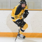 Senior captain Ross Ring-Jarvi will look to lead the Gusties as the squad's top-scorer from last season and the only senior on the roster.