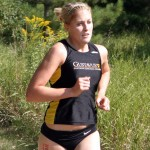Senior cross country runner Brooke Beskau qualified for the NCAA Championships.