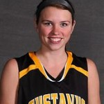 Colleen Ruane led the Gusties with 13 points in Friday's win over Occidental.