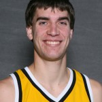 Seth Anderson becomes the 32nd player in Gustavus men's basketball history to score 1,000 career points.