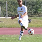 Senior Justin Eglseder was named to the D3soccer.com All-America First Team.