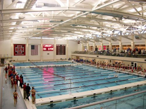 Men S And Women S Swimming Diving Teams Set To Compete At Grinnell Invite This Weekend