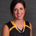 Molly Geske tallied her third game with at least 20 points Saturday in Arden Hills, Minn.