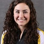 Marian Lund led the Gustie women with 41st place finishes both days.