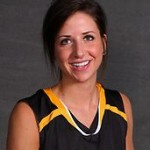 Senior captain Molly Geske led the Gusties with 15 points as one of six players in double-digits.
