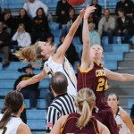 Gustavus and Concordia will tip-off MIAC Playoff Semifinal action Thursday night in St. Peter. Photo courtesy of Sport PiX