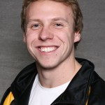 Billy Schultze January Male Student-Athlete of the Month