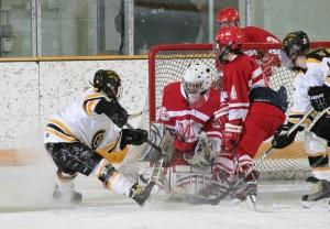 Women's Hockey Clinches MIAC Title, Shuts Out Saint Mary's ...