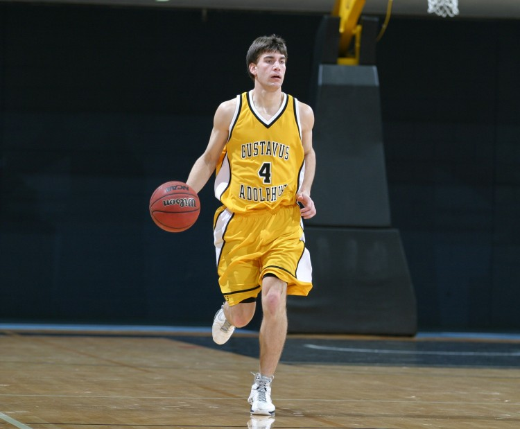Seth Anderson earned a spot on both the D3hoops.com All-West Region and NABC All-West Disctrict First Teams.