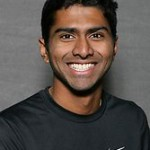 Amrik Donkena won his No. 1 singles match after three sets and cruised to an 8-3 victory at No. 1 doubles.