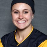 Lisa Klas went 3-for-4 with a double, a home run, three runs and two RBI in game one against St. Kate's.