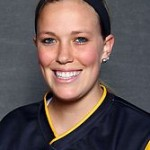 Kailey Morgan became the first Gustavus hitter to hit two home runs in a game since Jen Ulmen did so in May of 2011.  Morgan hit two bombs in game two of Monday's twin bill.