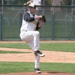 Grant Soderberg shut down the St. Thomas hitters Monday afternoon. Soderberg threw seven innings, giving up four hits and three runs, only one earned run, and struck out seven hitters. He picks up his third win this season and is 3-5 overall.