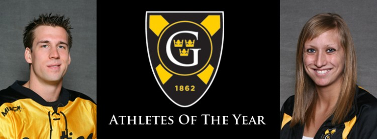 Athlete of the Year banner