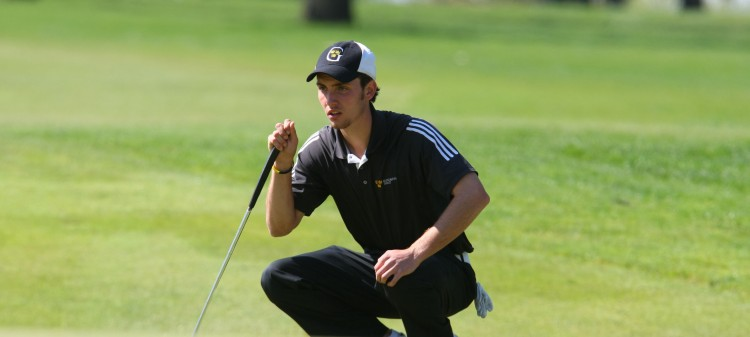 Andrew Oakes received MIAC Men's Golf Athlete-of-the-Week Honors (Photo Courtesy of Sport Pix Photography)