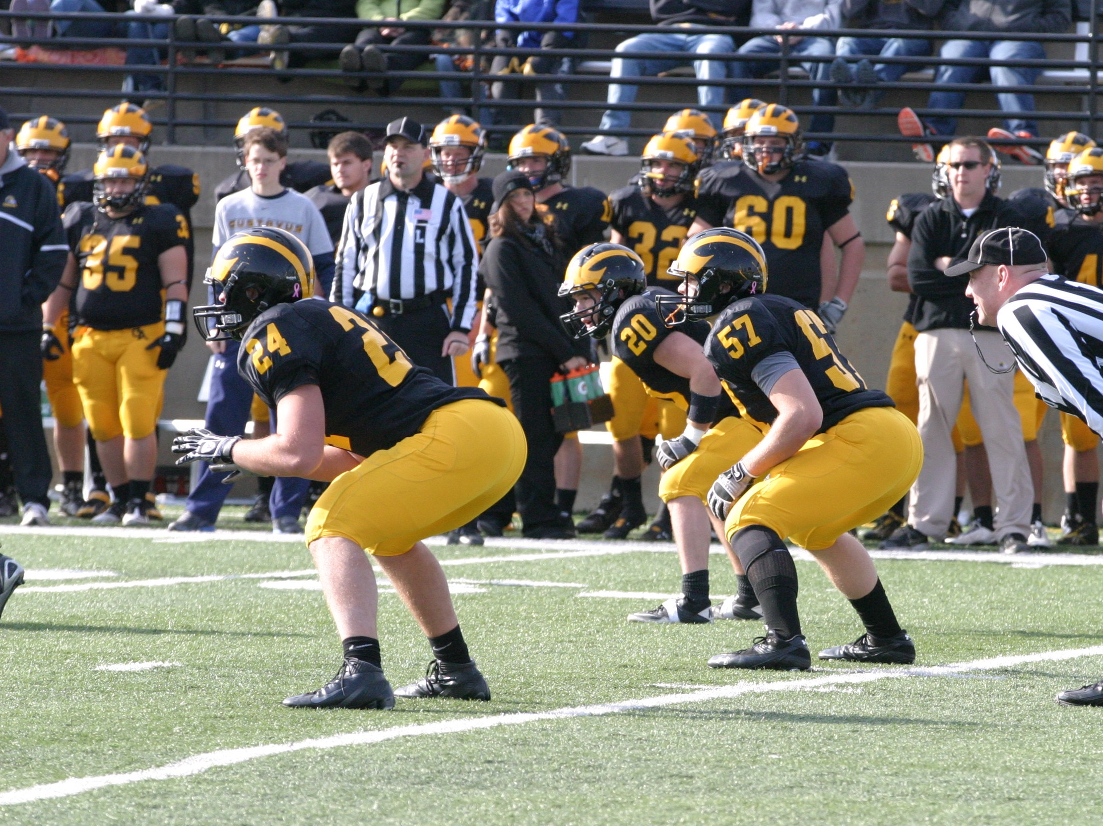 Football Opens Home Schedule With Augsburg Saturday Posted on