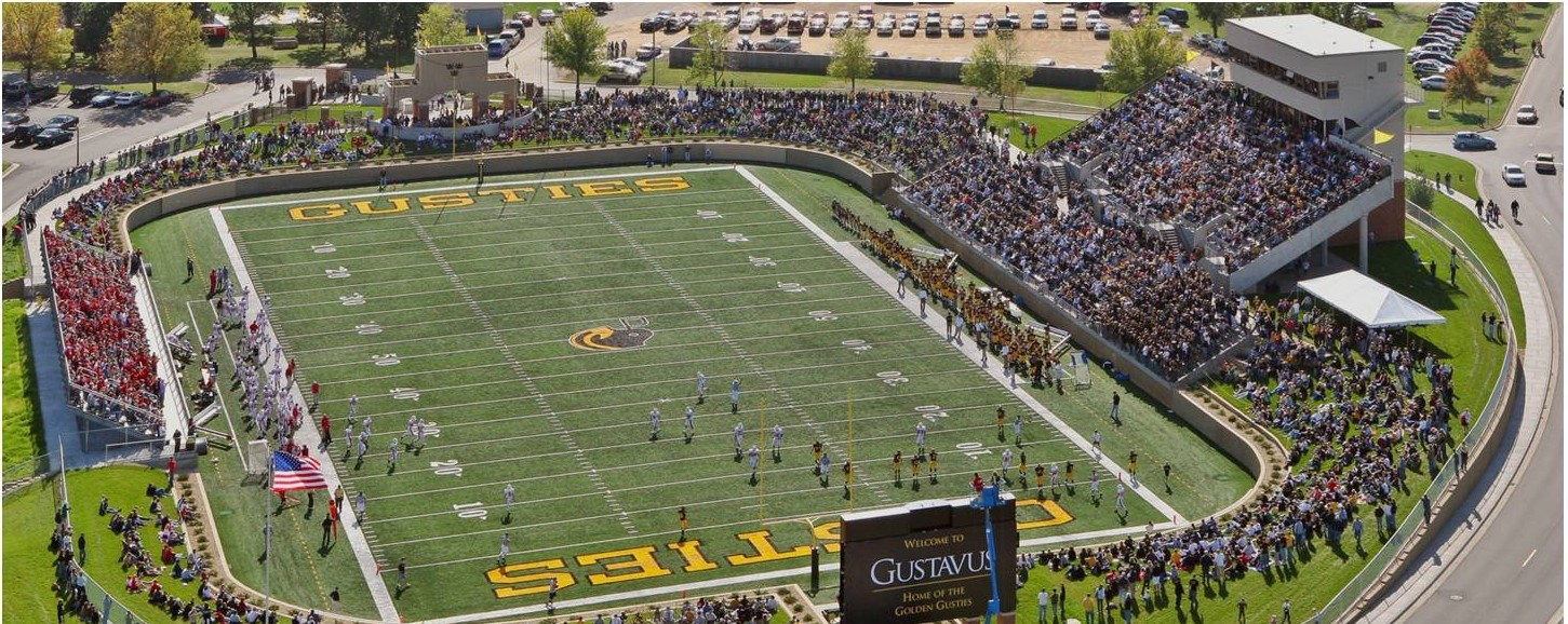 Gustavus will take on Augsburg in its home-opener on Saturday.