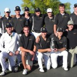 The Gustavus men's golf team earned a victory at the Twin Cities Classic this weekend.