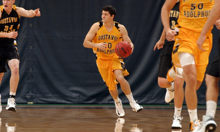 Ben Biewen returns for his senior season after an All-Conference Honorable Mention season a year ago. (Photo courtesy of Ethan Armstrong `09, Sports Information Director)