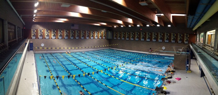 Lund Natatorium - Photo courtesy of Tyler Grey