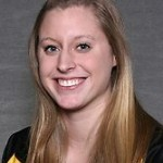 Jennifer Strom led Gustavus with three first place marks.