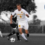 Lucas Thompson earns NSCAA All-America honors.