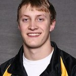 Kurt Youngdahl turned in Gustavus' top finish on Saturday by winning the 200 butterfly with a time of 2:05.25.